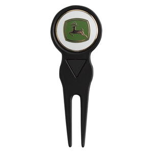 Dual View Golf Divot Tool