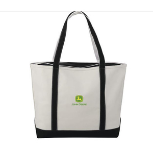 24 oz. Cotton Canvsas Tote