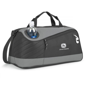 Black and Gray Relay Sport Bag
