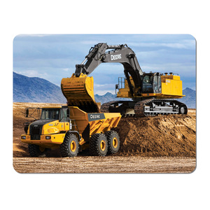 Construction Mouse Pad