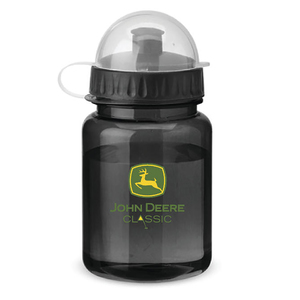 2018 John Deere Classic Black 12 oz. Mini Water Bottle