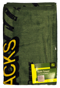 Tractor Bath Towel