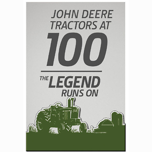 100th Anniversary Gray Farm Scene Magnet
