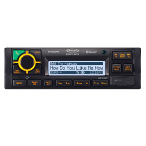 AM/FM, Weatherband, Bluetooth, SirusXM Ready Radio