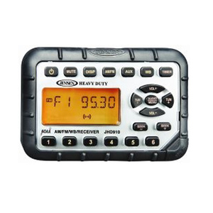 Heavy-Duty AM/FM Mini Radio