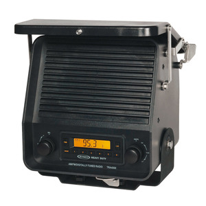 Heavy-Duty Fender Mount AM/FM Digital Radio