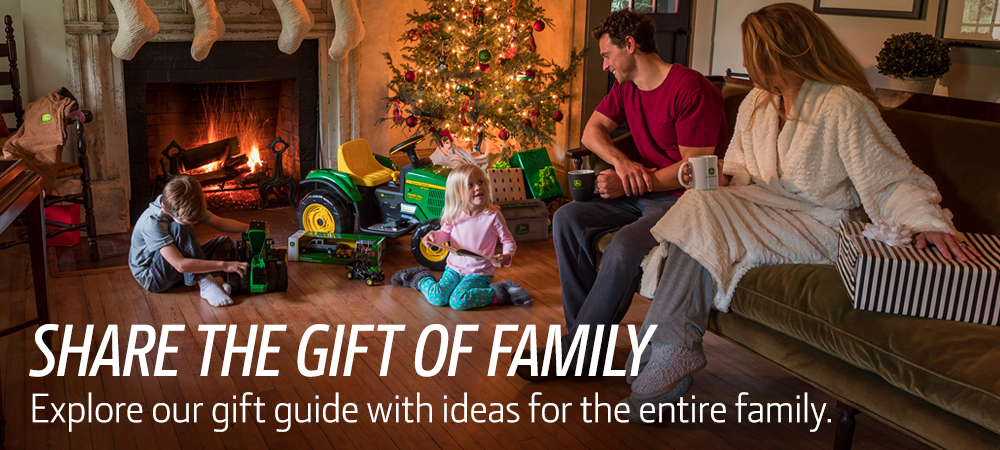John Deere Holiday Gift Ideas