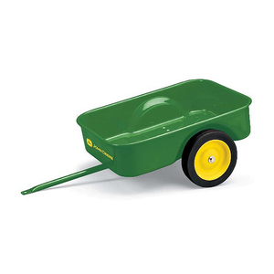 Pull Behind Trailer For Stamped Steel Pedal Tractors