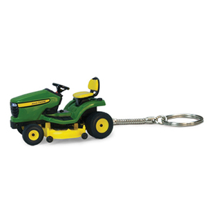 Die Cast Lawn Tractor Key Chain