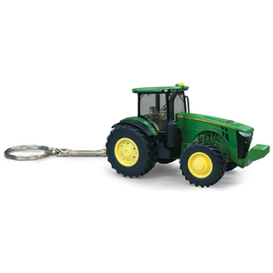 Die Cast Tractor Key Chain
