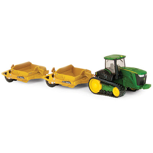 1/64 9560RT Tractor With Scrapers