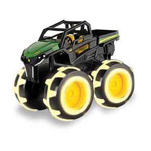 Monster Treads Lightning Wheel Gator - Light up Wheels!