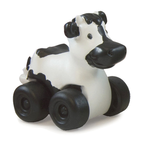 Johnny Tractor Rolling Friends Cow