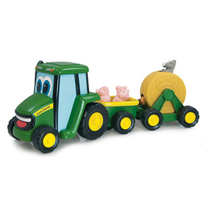 County Fair Caravan Toy Tractor Set