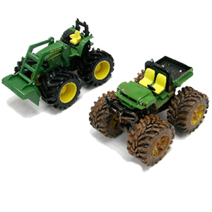 Muddy Gator and Tractor Loader