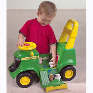 Activity Sit 'n Scoot Tractor