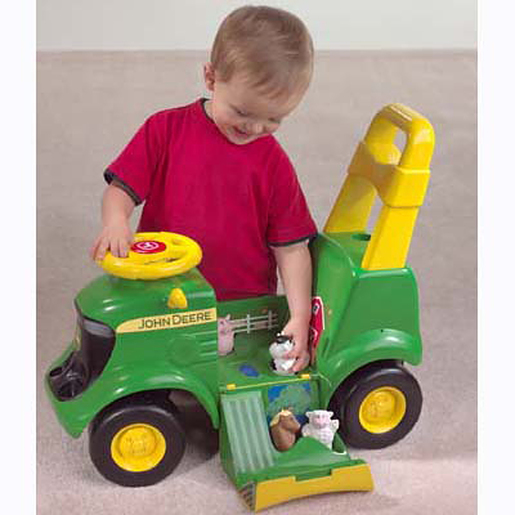 John Deere Sit N Scoot