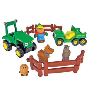 Farmin' Fun 12 Piece Playset