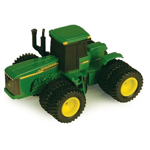Mini Ag 4WD Tractor with Duals