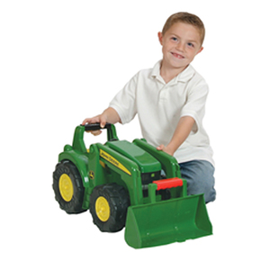 21 In. Big Scoop Tractor with Loader