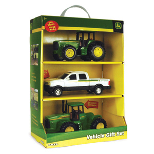 8 Inch Vehicle 3 Piece Value Set