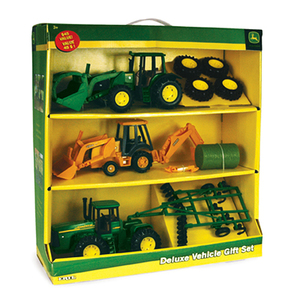 "8"" John Deere Deluxe Value Set"