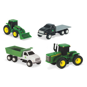 4 Piece Vehicle Set