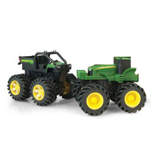 Rev & Go John Deere Tractor and Gator