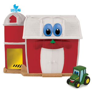 Johnny And Friends Buddy Barn Playset
