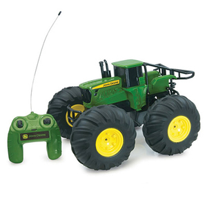 John Deere Monster Treads Radio Control Tractor