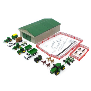 70 Piece Value Farm Set