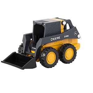 Ertl Iron Die Cast 318E Skid Loader
