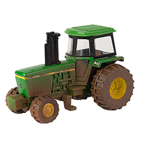 Ertl Iron Die Cast 4440 Muddy Tractor