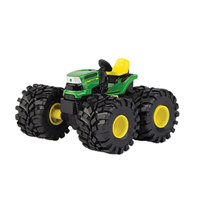 Mini Monster Treads Mower