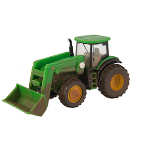 ERTL Iron Dirty 8400R with Loader