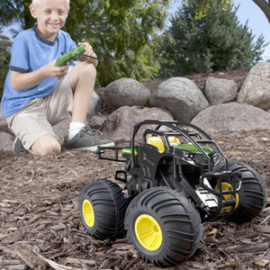 Remote Control John Deere Monster Treads Gator