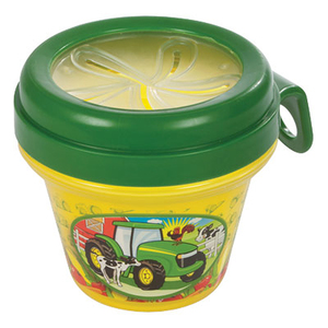 Children's John Deere Snack Container
