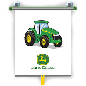 2-Pack John Deere Window Sun Shade