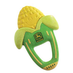 Vibrating and Massaging Corn Teether