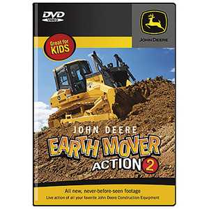 John Deere DVD-Earth Mover Action 2