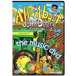 All About John Deere - The Music DVD