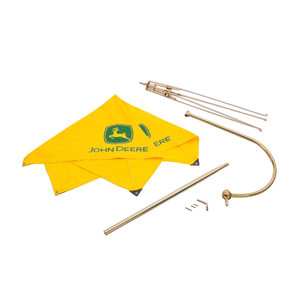 "Equipment Umbrella with Modern Trademark Logo, 54"" Square (TY2003 Bracket Req.)"