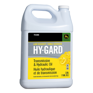 Low Viscosity Hy-Gard Hydraulic and Transmission Oil, 1 gallon