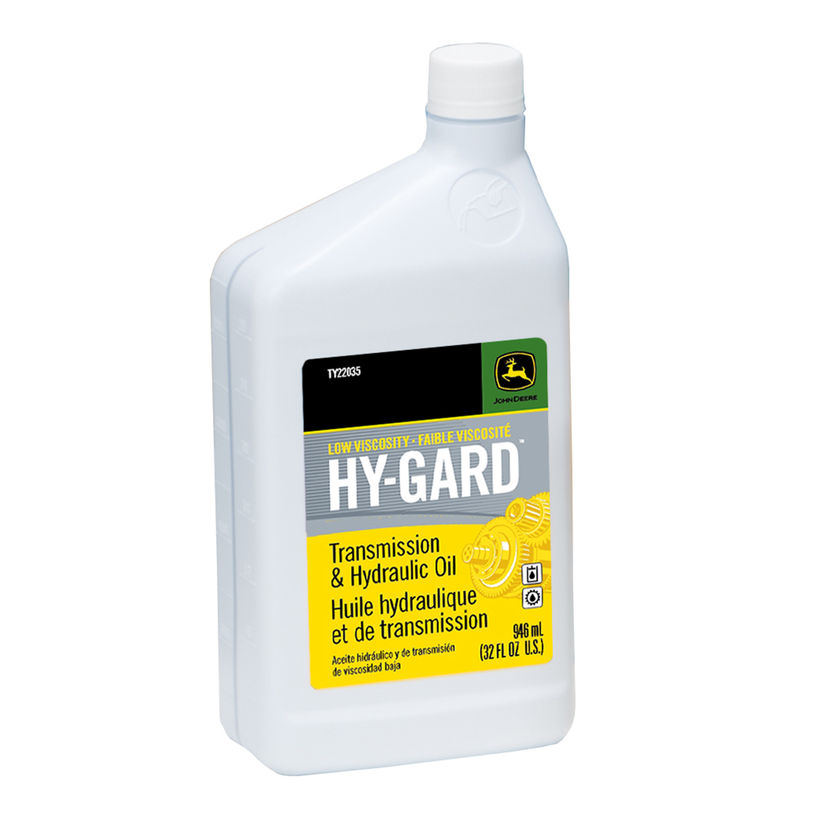 Low Viscosity Hy-Gard Hydraulic and Transmission Oil, 32 oz