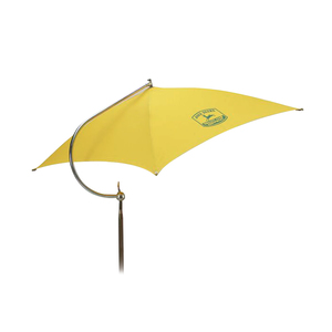 54 Inch Square Equipment Umbrella with 1950 Trademark Logo