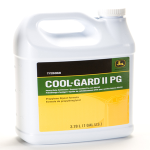Cool-Gard II PG 1 Engine Coolant Pre-Mix, 1 Gallon Change