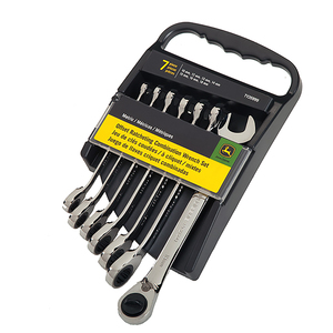 7-pc Metric Offset Wrench Set