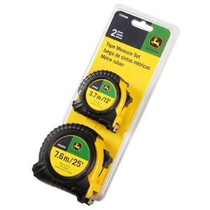 2-Piece Tape Measure Set