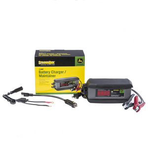 Automatic 3.0A Battery Charger & Maintainer