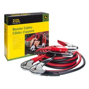 Booster Cable 20 ' 2 Gauge, Heavy-duty professional